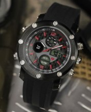 Infantry Soldier red pánske hodinky