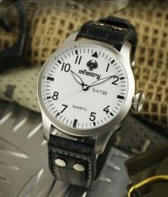 Infantry Silver Protect pánske hodinky_1