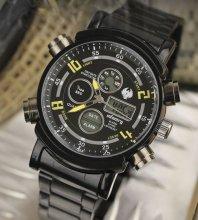 Infatry infinity yellow/ black pánske hodinky_1