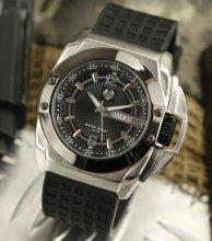 Infantry Luxury silver pánske hodinky_1
