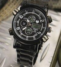 Infatry infinity white/black pánske hodinky_1
