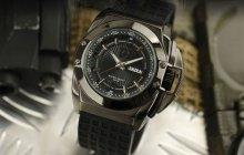 Infantry Luxury Black pánske hodinky_1
