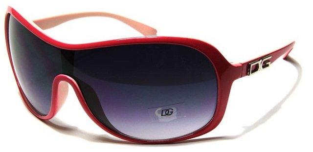 Trendy dámske slnečné okuliare DG pinkshow ce0df514bb9