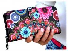 Dámska peňaženka Desiq flower