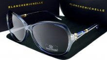 Dámske slnečné okuliare BM  Glas blue