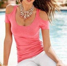 Dámske tričko Ferhia pink