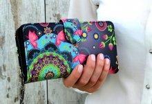 Dámska peňaženka Butterfly