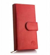 Dámska peňaženka BWK FLOP červená