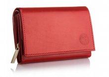 Dámska peňaženka BWK WOME červená