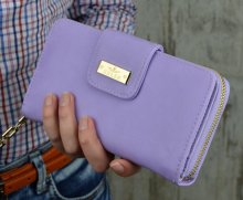 Dámska peňaženka Harmony fialová