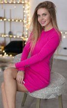 Dámske šaty Mirsa ružové
