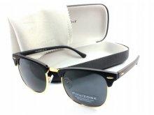 Dámske slnečné okuliare BR black + puzdro