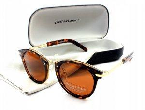 Dámske slnečné okuliare BR leopard + puzdro