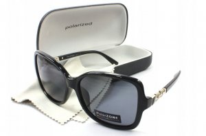 Dámske slnečné okuliare DTG black + puzdro