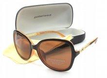 Dámske slnečné okuliare MCT brown/gold + puzdro