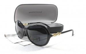 Dámske slnečné okuliare WRW black + puzdro