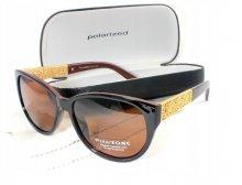 Dámske slnečné okuliare ZUS brown/gold + puzdro