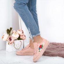 Dámske tenisky Lison ružové
