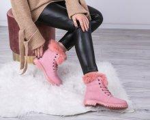 Dámske topánky ELLEH ružové