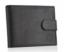 Pánska peňaženka BWK Avang čierna