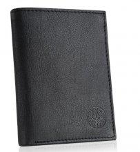 Pánska peňaženka BWK SCORE čierna