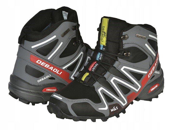 Pánske topánky MaS zimné b9ba6963de5
