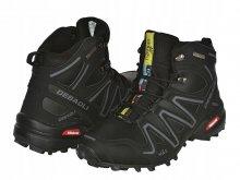 Pánske topánky MaS zimné, športové black