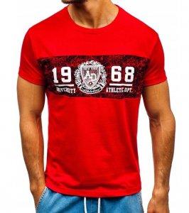 Pánske tričko NYAD red