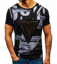 Pánske tričko YGC black
