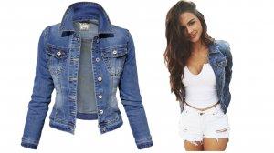 Dámska džínsová bunda Westflow jeans