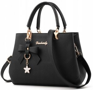 Dámska kabelka DBY čierna