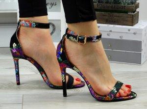Dámska obuv sandále Athen flower