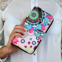 Dámska peňaženka Butterflyflow white