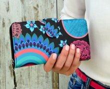 Dámska peňaženka Lotos colors