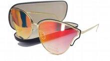 Dámske slnečné okuliare Birretiberry zlaté