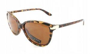 Dámske slnečné okuliare OWS Gepard brown/gold + puzdro