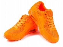 Dámske tenisky Lensagive oranžové