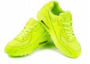 Dámske tenisky Lensagive zelené