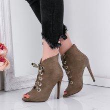 Dámske topánky ARTA zelené