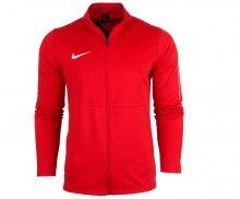 Pánska mikina Nike DRI FIT červená