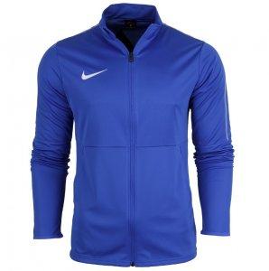 Pánska mikina Nike DRI FIT modrá