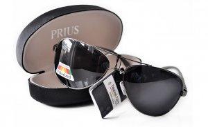 Pánske slnečné okuliare WINGS black + puzdro