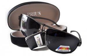 Pánske slnečné okuliare WINGS Drive black + puzdro