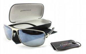 Pánske slnečné okuliare WINGS Speed silver + puzdro