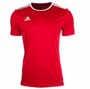 Pánske tričko Adidas Clim červené