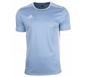 Pánske tričko Adidas Clim svetlomodré