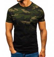 Pánske tričko Miror camuflage