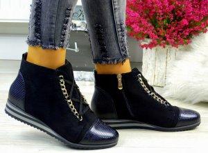 Čierne topánky Lonzza čierne