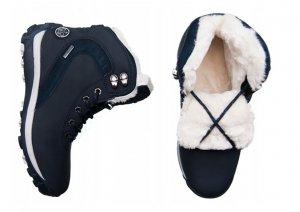 Dámske topánky Triple modré