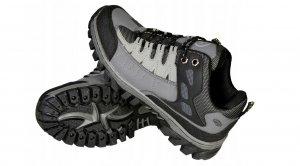 Pánske topánky SportGive sivé